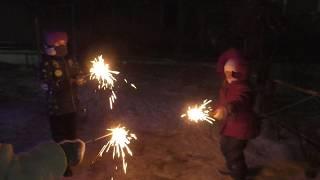 С Новым Годом!!! Новый Год 2020!! София с друзьями и НОВОГОДНЯЯ ЁЛКА!!! Всех с НОВЫМ ГОДОМ!!!!!!!!!!