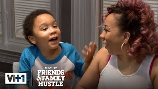 T.I. & Tiny: The Family Hustle | Season 5 Episode 4: Major Schools His Mom | VH1