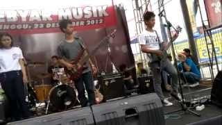 SEPARUH NAFAS/DEWA 19 (COVER BY G-FORCE BAND)