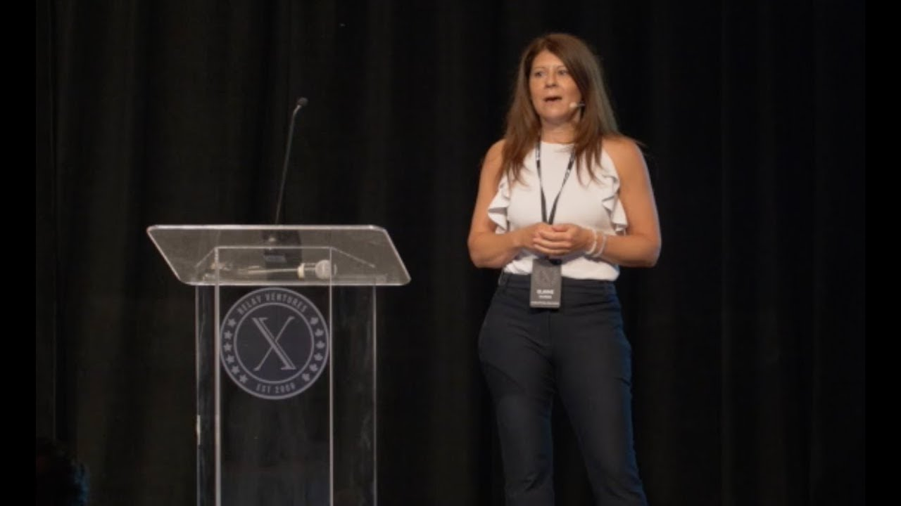 Elaine Kunda: Disruption Ventures | Relay Ventures Portfolio Day 2018