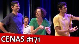 CENAS IMPROVÁVEIS #171