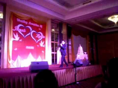 Ricky Andrewson - Pengerindu Ba Ujung Cherita(Joseph & Lydia wedding reception)