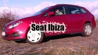 [Тест-драйв] Б/У SEAT Ibiza універсал - частина 1