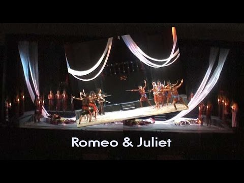 Drama - Romeo & Juliet