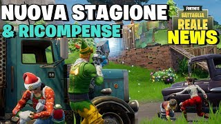 SECONDA STAGIONE! MONETE FREE ⛏ Fortnite Battle Royale News - Pazzox