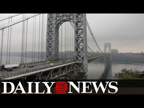 Woman, 25, Survives 200-foot Plunge From George Washington Bridge