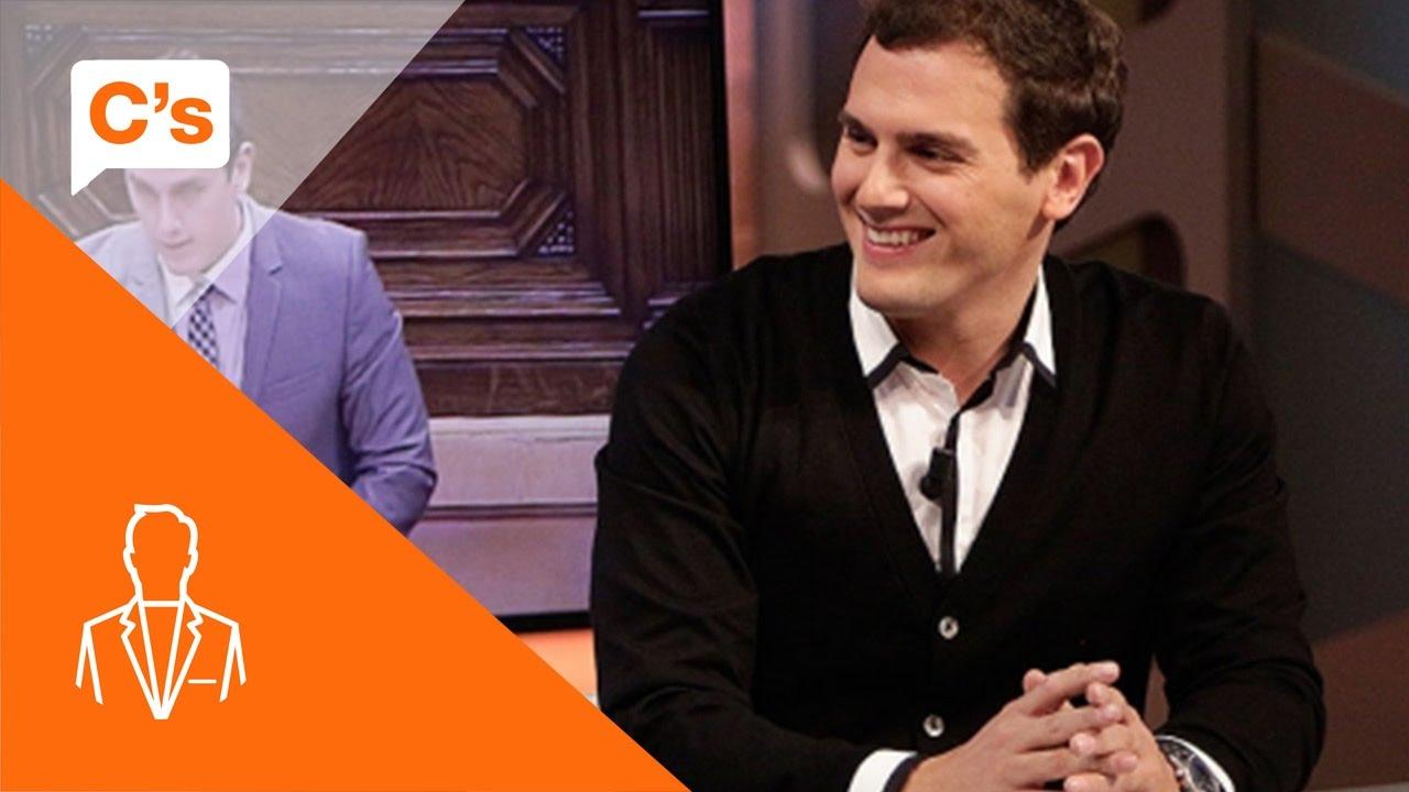 Albert rivera entrevista en 39 espejo p blico 39 de antena 3 youtube - Antena 3 espejo publico ...