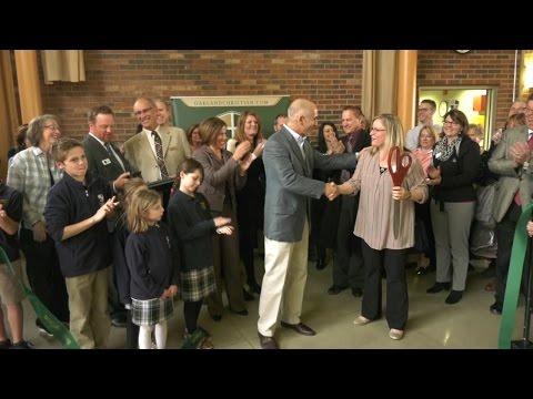 ONTV News: Oakland Christian School Ribbon-Cutting