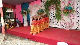 Download lagu Penilan Anak anak R A Al Amin Syajarotul Iman Tari Nirmala MP3