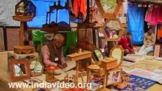 Sandalwood Artifacts, Dilli Haat India