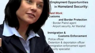 homeland security degree -  A CAREER IN HOMELAND SECURITY & SECURITY MANAGEMENT