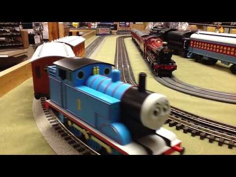 Thomas & Friends Train Set with Remote Control, Lionel 6-30190