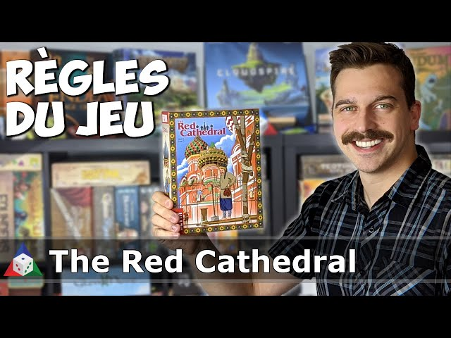 The Red Cathedral - Règles du jeu