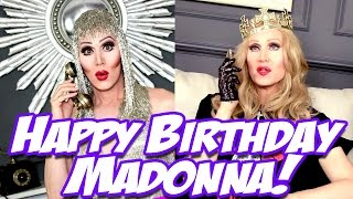 Happy Birthday Madonna!