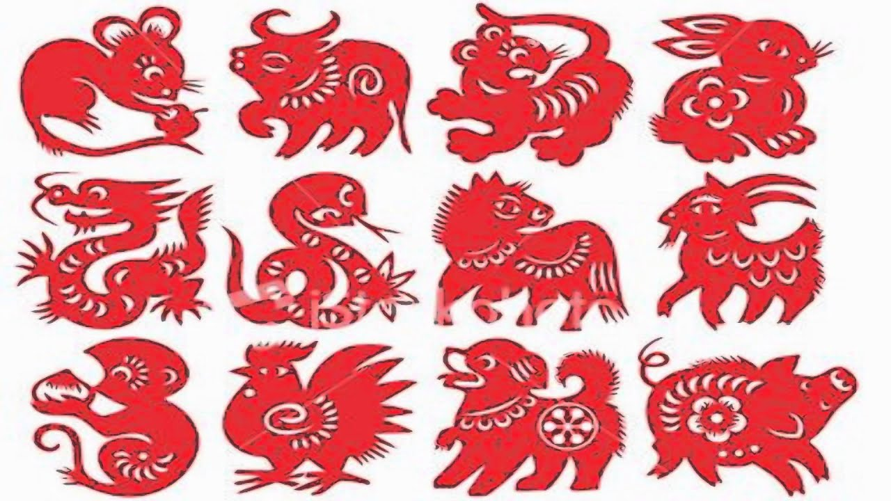 fluentu chinese the chinese zodiac youtube - Chinese New Year Symbols