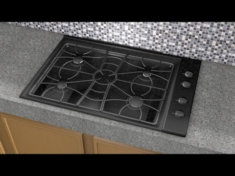 Superb How Does A Gas Cooktop Work? U2014 Appliance Repair U0026 Tips