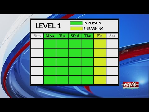 Rapid City elementary schools to move to Level 1