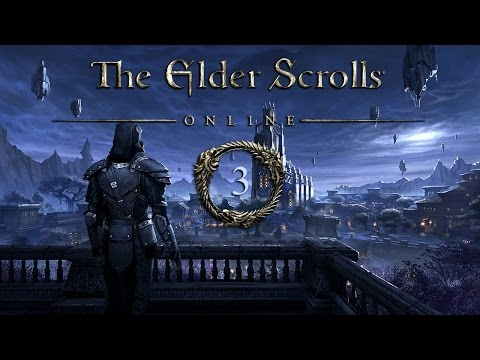 The Elder Scrolls Online: Tamriel Unlimited (Ebonheart Pact) Cutscenes Movie/Story Walkthrough 3/3