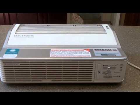 Oreck XL Series 8 Ionic Air Purifier