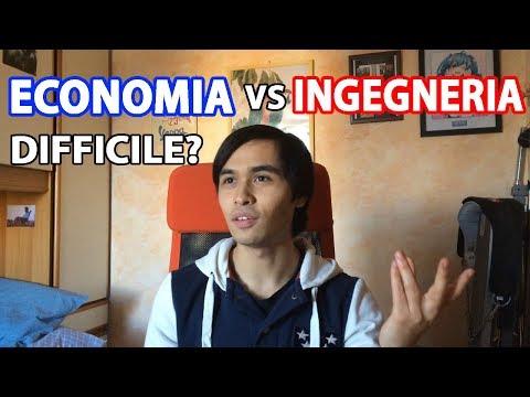 Economia È Una Facoltà Difficile? E Ingegneria?