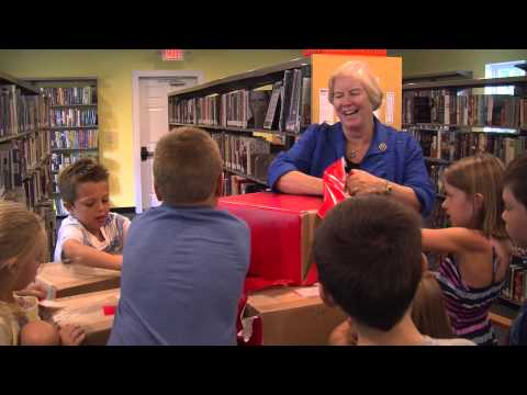 Rep. Miller Joins the Ira Township Library