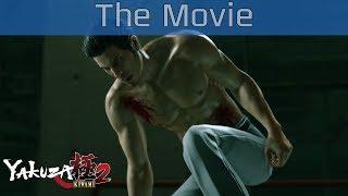 Yakuza Kiwami 2 - All Cutscenes Gameplay The Movie Full Game [HD 1080P]