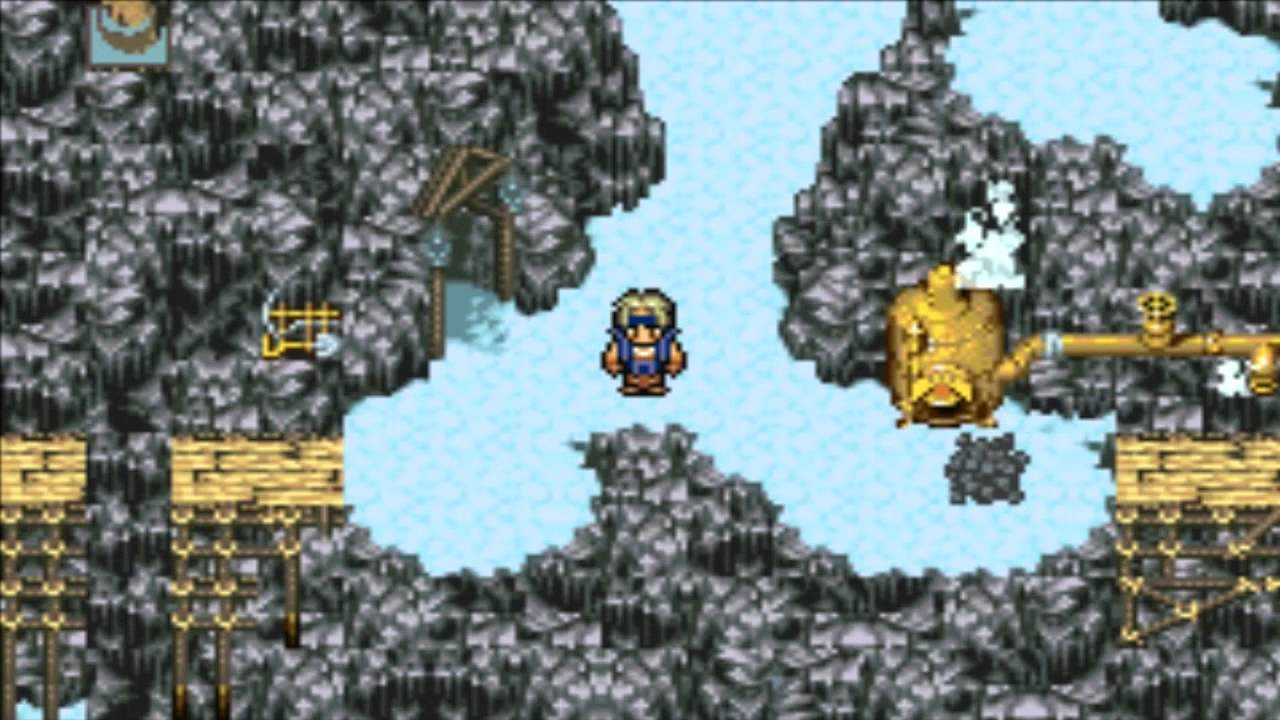Final Fantasy 6 Advance (GBA) Part 25 Lone Wolf The Pick Pocket and Saving Mog