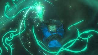 BOTW Sequel Nintendo E3 Direct Trailer Backwards