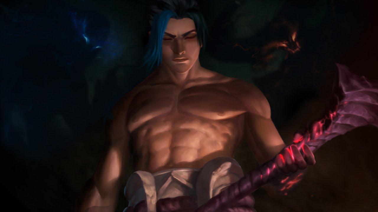 Kayn: Gölgelerin Yolu | Yeni Şampiyon Önizleme - League of Legends