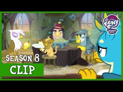 Gallus' Confession: The Blue Moon Festival (The Hearth's Warming Club) | MLP: FiM [HD]