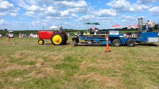 tractors for charity massey 101 pull