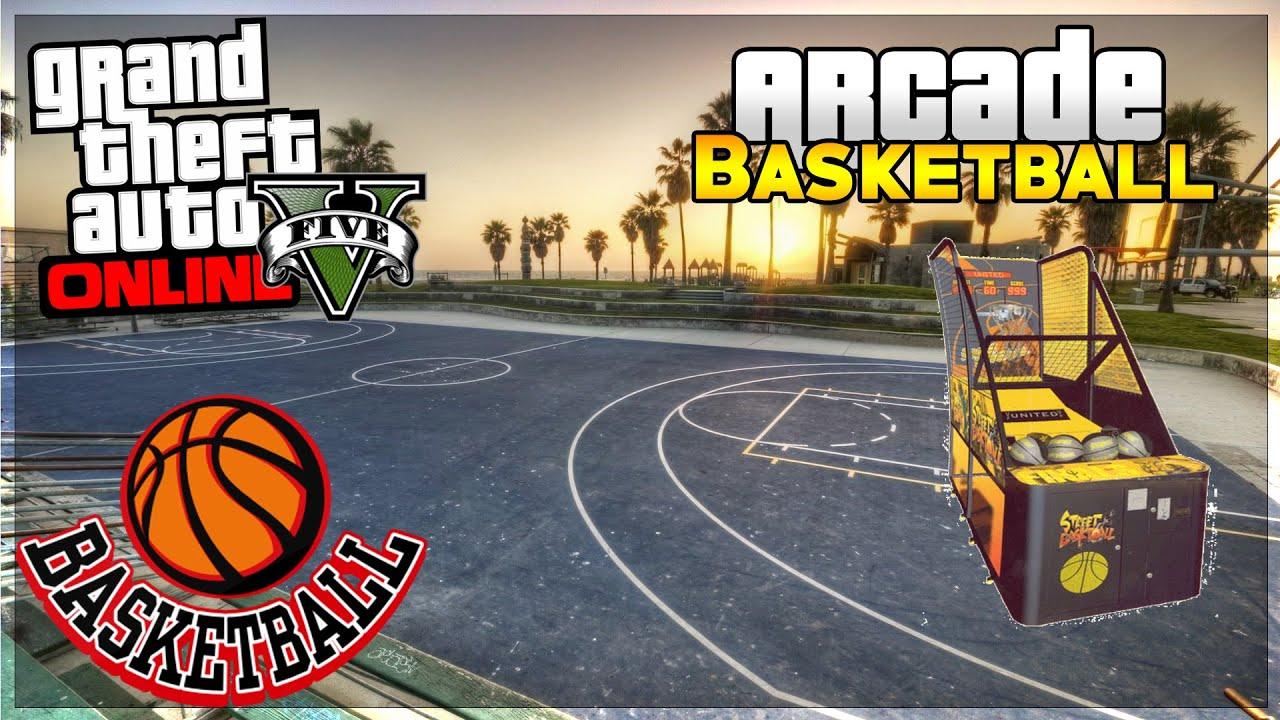 Basketball Dlc Minigame Gta One Update 5 amp; Idea Online Mod xbox xgqP4w7