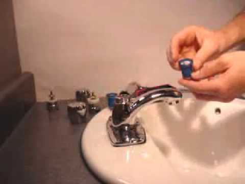 Zurn Faucets Metering Faucet - How to Replace Cartridges - YouTube