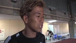 明治安田生命J1リーグ第12節vs.ヴァンフォーレ甲府 試合後の選手...
