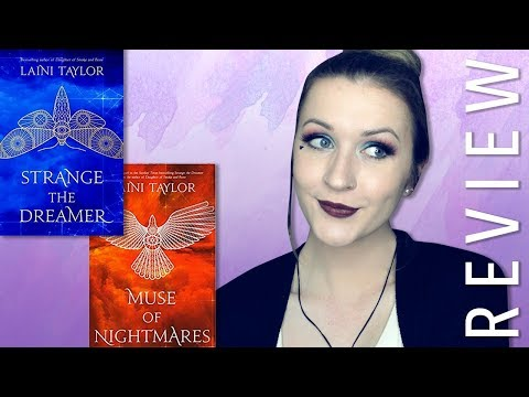 strange-the-dreamer-+-muse-of-nightmares-|-book-series-review