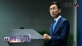 [中国新闻]中国外交部:越南对西沙南沙群岛的主权主张非法且无效  CCTV中文国际