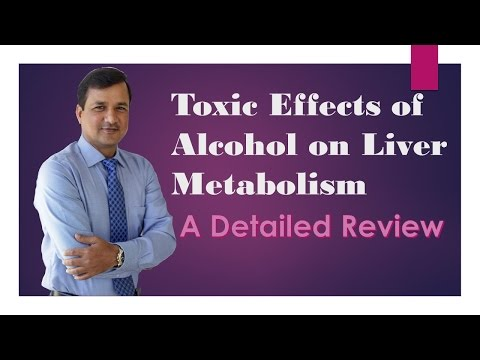 Alcohol - Its EFFECTS On Our Metabolism