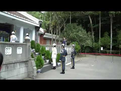 慈湖陵寢 Chiang Kai-shek mausoleum, Cihu, Taiwan