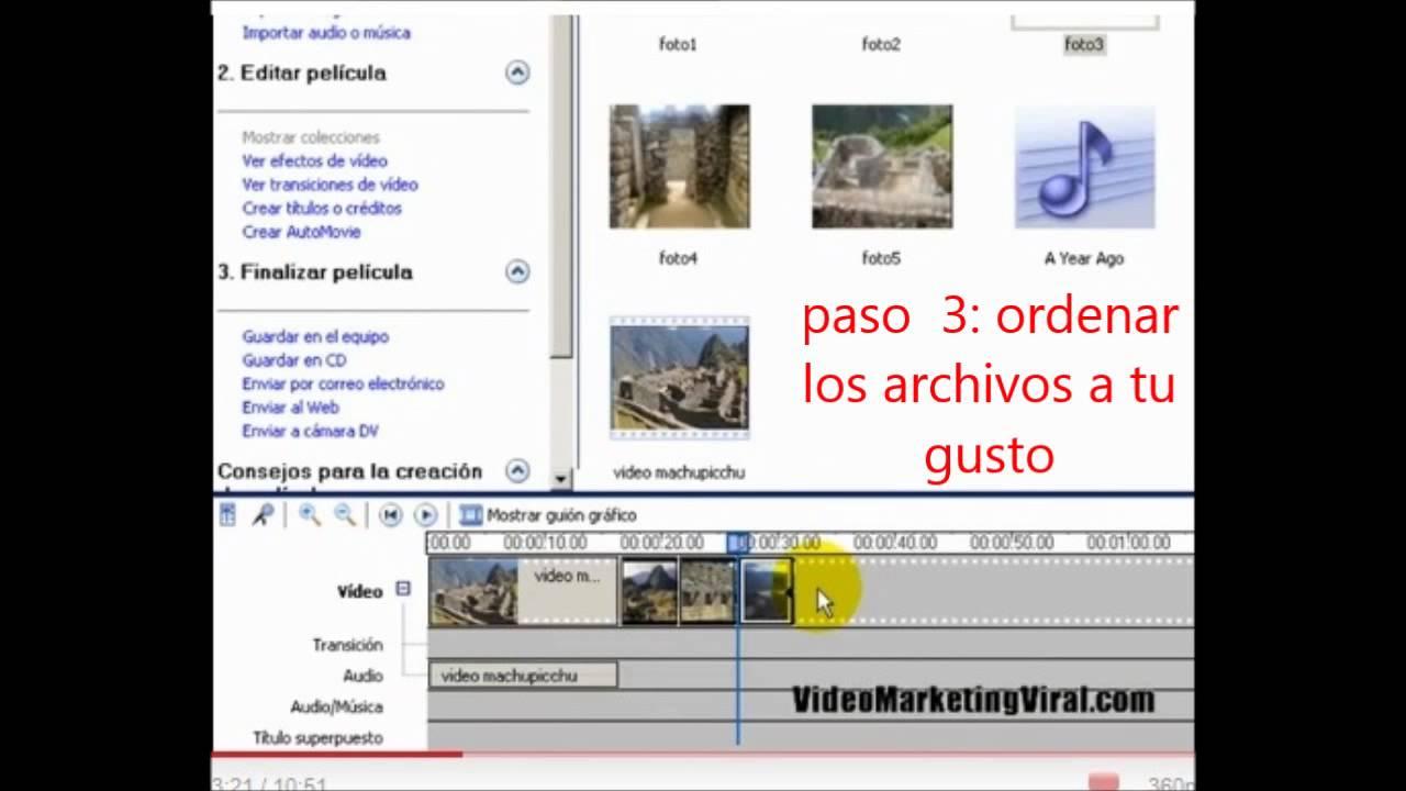 Pasos y técnicas para la creación de videos - YouTube