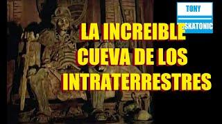 ENTRADA AL MUNDO DE LOS INTRATERRESTRES  LA CRONICA DE ANDREAS FABER KAISER LA CUEVA DE LOS TAYOS