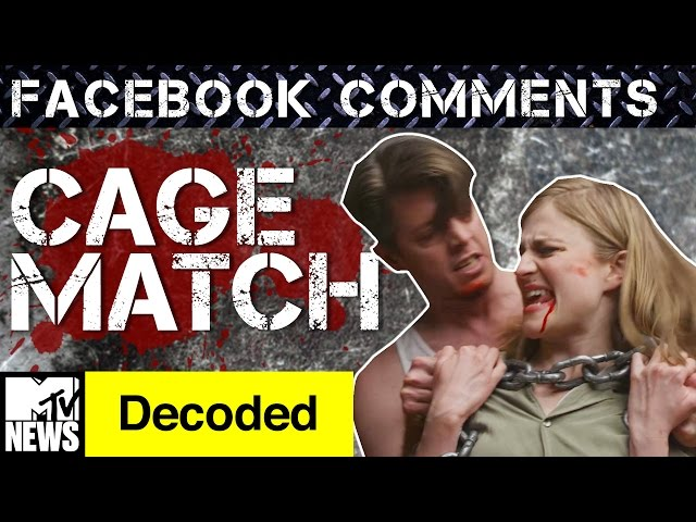 If Facebook Arguments Were a Cage Match | Decoded | MTV News