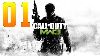 Call of Duty: Modern Warfare 3 - Mission 1 - Black Tuesday! [No Commentary] 1080p 60FPS!