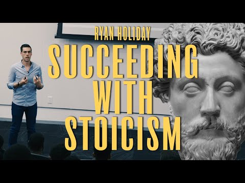 Changing Your Life With Stoic Philosophy   Ryan Holiday Speaks To USC Football