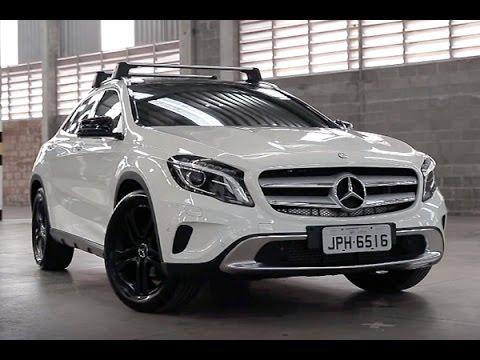 VRUM Conhea O Novo SUV Da Mercedes Benz O GLA