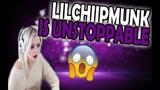 Lilchiipmunk Sick Syndra Play - She is just UNSTOPPABLE | League of Legends Girls Moments #18