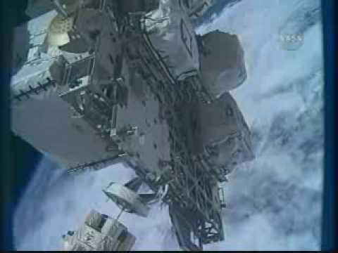 STS-129: Logistics Carrier Installed