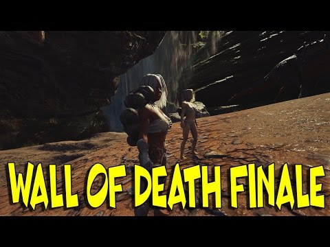 """WALL OF DEATH RAID FINALE"" - RAID CAM #3 | Ark: Survival Evolved (60fps)"