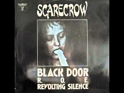 Scarecrow - Black Door