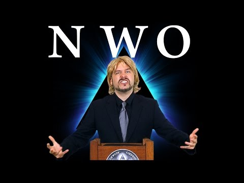 The New World Order - with Russel Brand & Bill de Berg (RAP