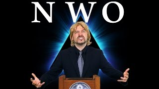 The New World Order - with Russel Brand & Bill de Berg (RAP NEWS 30)